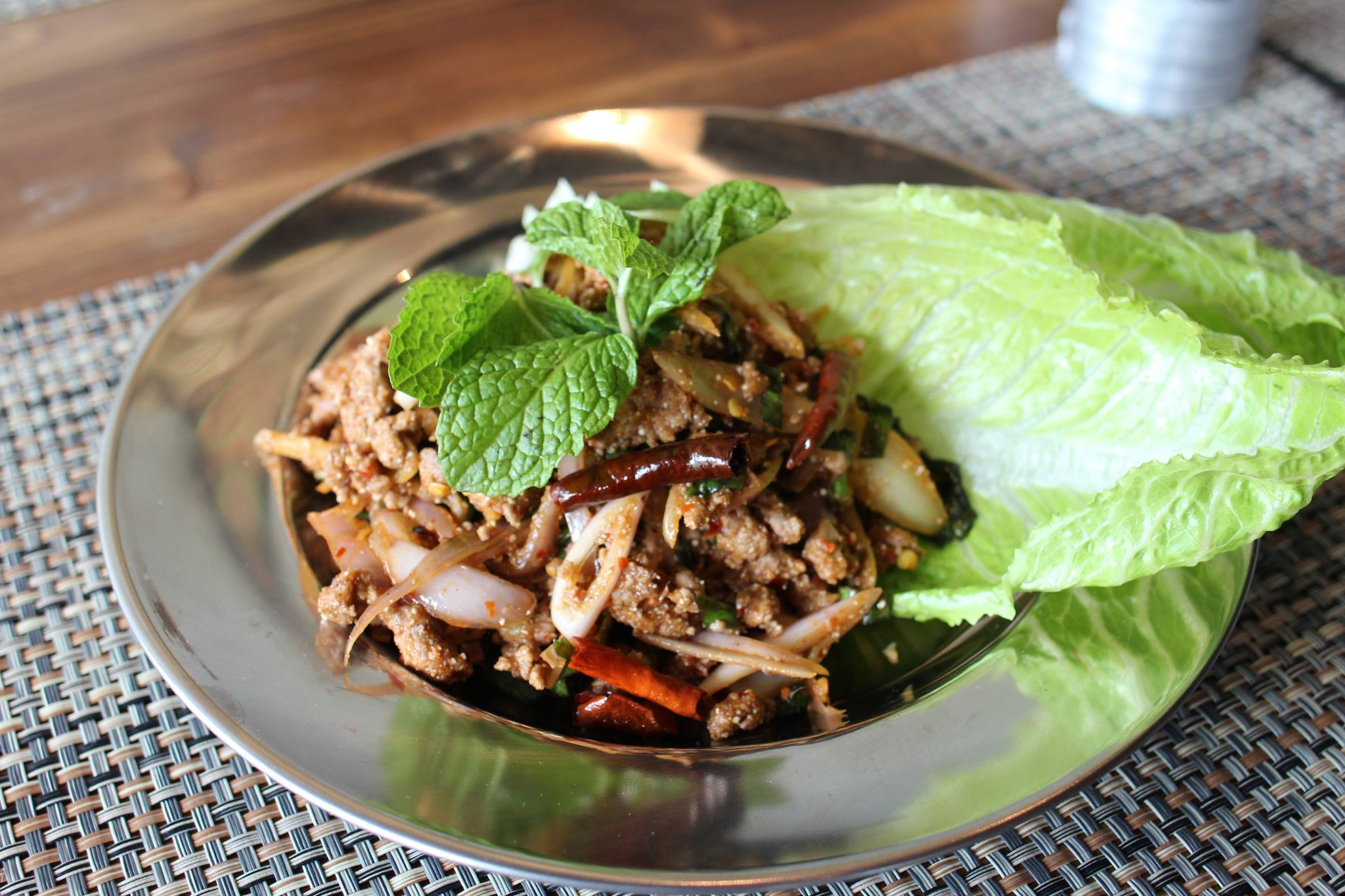 ... slow cooker thai peanut pork ma haw thai minced pork and shrimp relish