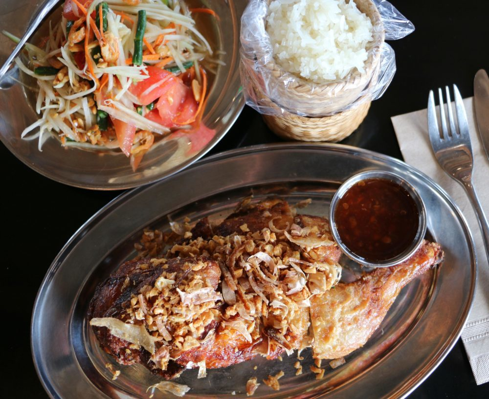 isarn thai soul kitchen | lunch